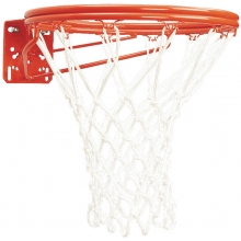 Bison Double Rim Basketball Rim, BA37N