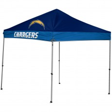 San Diego Chargers NFL 9x9 Straight Leg Canopy