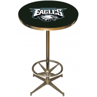 Philadelphia Eagles NFL Pub Table