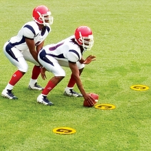 Fisher LUDSC Football Line Up Disks