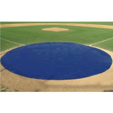 FieldSaver 18' diameter Base Cover / Little League Home Plate Cover, VINYL