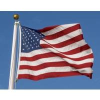 United States Flag, 3' x 5', POLY-MAX
