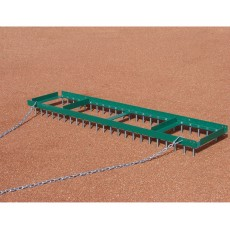 White Line Combination Infield Scarifier