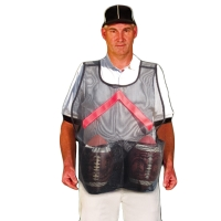 Fisher VEST2B Football Ball Handler Vest