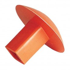 Rubber Base Plug for Baseball Ground Anchors