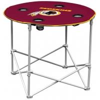 Washington Redskins NFL Pop-Up/Folding Round Table