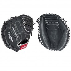 Rawlings PROCM33DC Heart of the Hide Dual Core Catcher's Mitt, 33""