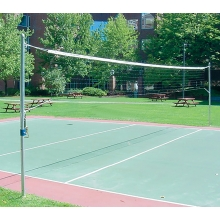 Jaypro Outdoor Volleyball Uprights, OS-350