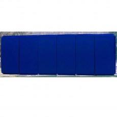 Baseball / Softball Backstop Protective Padding, 4'H x 12'L