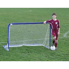 Jaypro STG-46 Folding Youth Soccer Goal, 4' x 6'