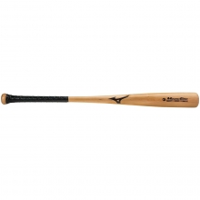 Mizuno MZM 243 Maple Elite Wood Baseball Bat, Matte Natural