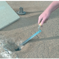 Base Dirt Dig Out Tool
