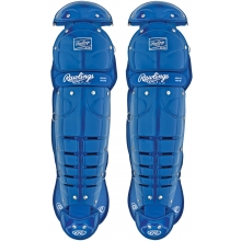 "Rawlings 76DCW Catcher's Leg Guards, 14.5"" (Age 9-12)"
