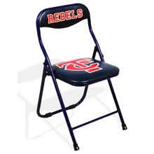 Stadium Universal Folding Basketball Chair, w/ 2-Color Artwork