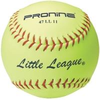 "Pro Nine 47 LL11 Official Little League Fastpitch Softball, 11"""