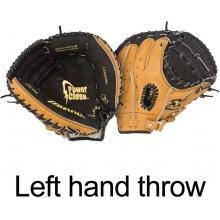 "Mizuno 32.5"" YOUTH Prospect Baseball Catcher's Mitt, GXC105, LEFT HAND THROW"