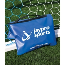 Jaypro SWB-454W Sand Anchor Bag w/ Nylon Strap, set of 4