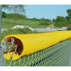 Fence Crown Fence Top Protector, 100' Length