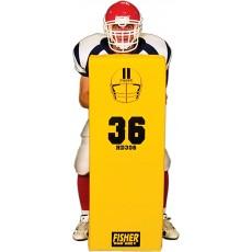 Fisher HD300 Full Body Football Blocking Shield