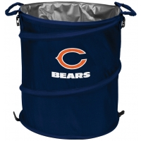 Chicago Bears NFL Collapsible 3-in-1 Hamper/Cooler/Trashcan