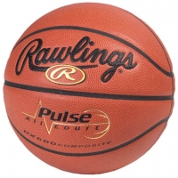 Rawlings PULSEW-B Pulse Indoor / Outdoor Basketball, WOMEN'S & YOUTH, 28.5""