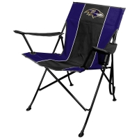 Baltimore Ravens NFL Tailgate Chair