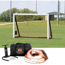 Goalrilla Gamemaker Inflatable Soccer Goal, 4'x6'