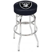 "Oakland Raiders NFL 30"" Bar Stool"