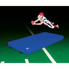 "Fisher LM810 Football Landing Mat, 5'W x 10'L x 8""H"