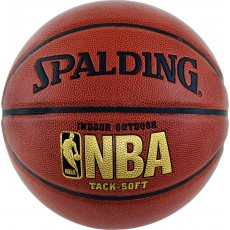 Spalding NBA Tack-Soft Composite Basketball, MEN'S, 29.5""