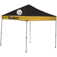 Pittsburgh Steelers NFL 9x9 Straight Leg Canopy