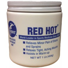 Cramer Red Hot Analgesic Ointment, 1lb JAR