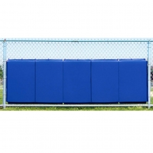 Baseball / Softball Backstop Protective Padding, 3'H x 10'L