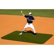 "Proper Pitch 817004 Classic Game Mound, 8""H x 11'6""L x 8'3""W, Green"