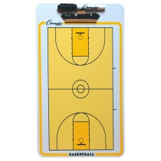 Champion Basketball Dry-Erase Coaching Board