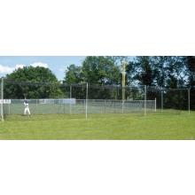 55' Batting Cage Tunnel Frame, 3-Section, Baseball/Softball