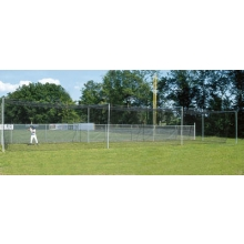 Baseball/Softball Batting Cage Tunnel Frame, 3-Section (55')