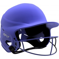Rip-It MEDIUM/LARGE Vision Pro MATTE Fastpitch Softball Batting Helmet, VISN-M