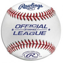 Rawlings R100HSX High School Blem Practice Baseball, dz