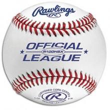 Rawlings R100HSX High School Blem Practice Baseballs, dz