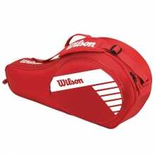 "Wilson Junior 3 Pack Tennis Bag, 26.5""Lx4""Wx12""H"