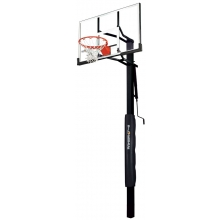 "Silverback SB54iG In-ground Residential Basketball Hoop w/ 54"" x 33"" Board"