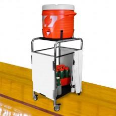 Rolling Water Cooler Cart
