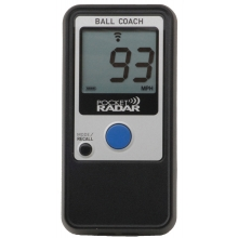 Ball Coach Pocket Radar