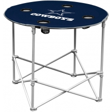 Dallas Cowboys NFL Pop-Up/Folding Round Table