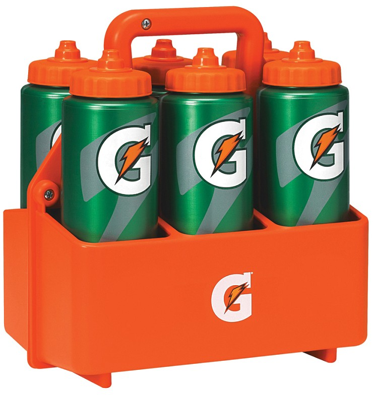 Gatorade Squeeze Bottle Carrier