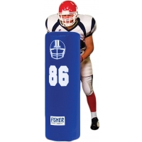 "Fisher SUD-4816 Stand up Football Dummy, 16"" Dia., 48""H"