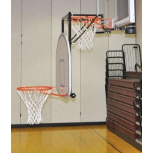 Jaypro Easy Adjust Little Champ (PAIR) Youth Basketball Backboard Adaptor, LC-6