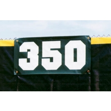 Fisher Baseball/Softball Outfield Distance Marker, DM1
