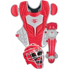 Louisville Slugger Series 5 Catcher's Equipment Set, YOUTH, Age 9-12